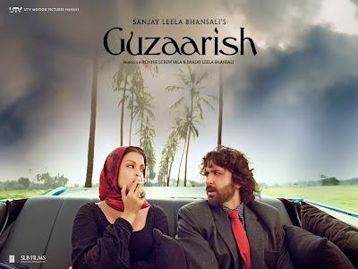Guzaarish (2010) Hindi movie wallpapers, information & review